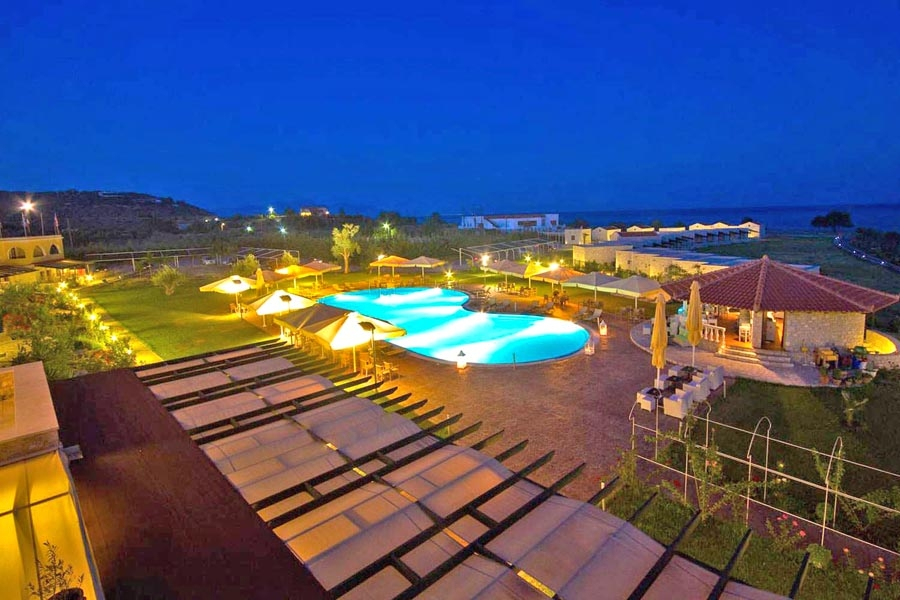 Seminars and meetings, Aktaion Resort: Gythio hotels rooms Gytheion Lakonia Greece