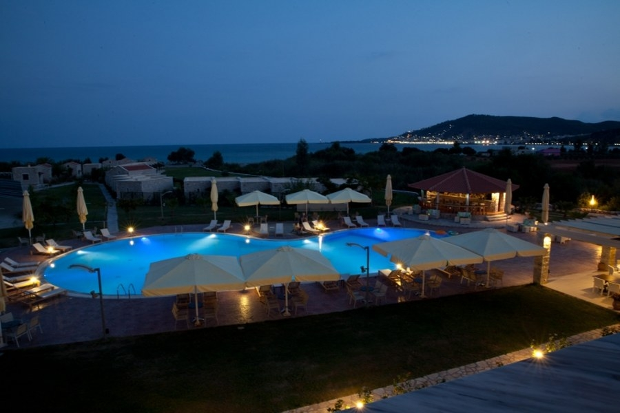 Aktaion Resort, Gytheion, rooms, accommodation by the sea, Peloponnese